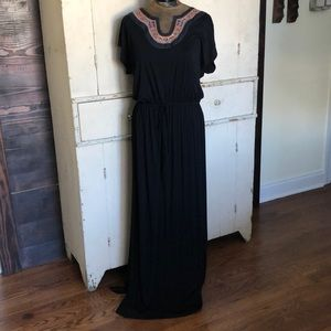 Soft and Simple Maxi Dress
